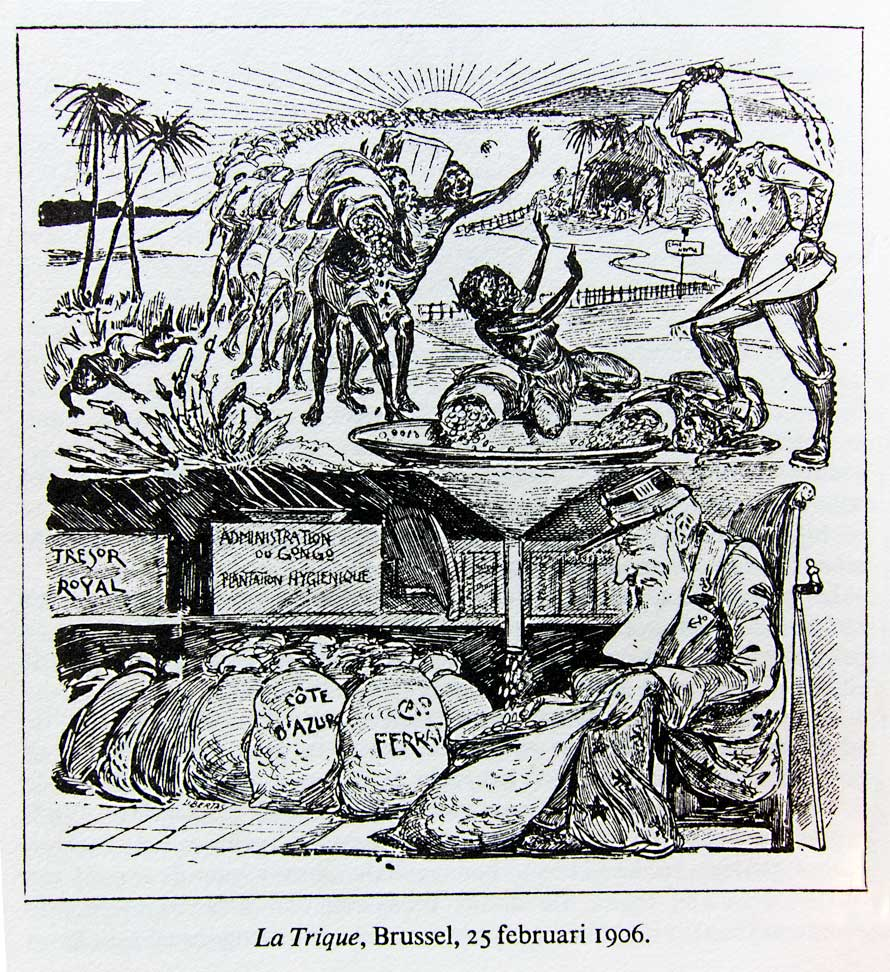 Leopold II's Heart of Darkness, by David White | Open History Society